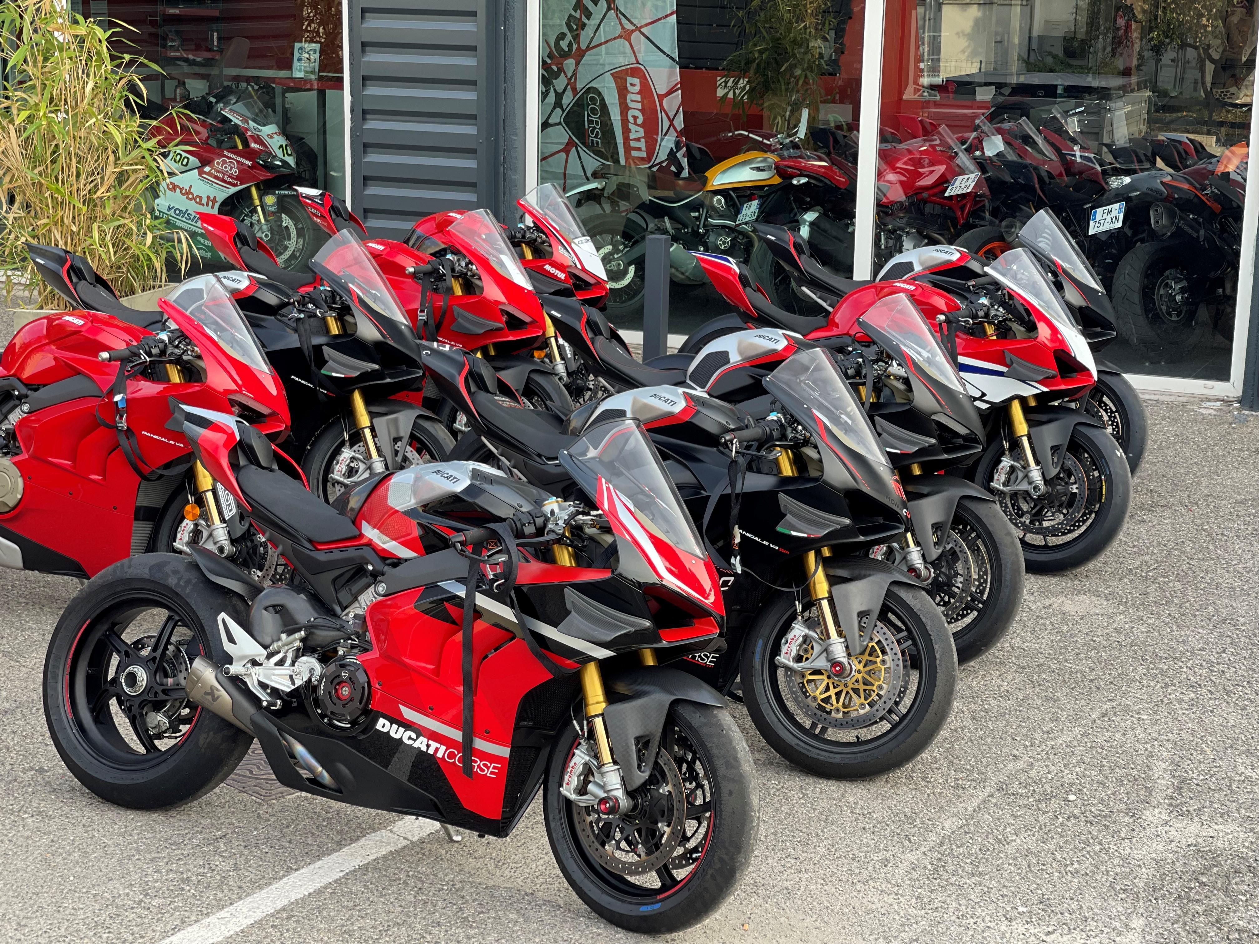 LE NOUVEAU MONSTER est chez Ducati Toulon dimanche 28  février 2021
